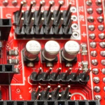 RAMPS 1.4 with 3 thermistors inputs
