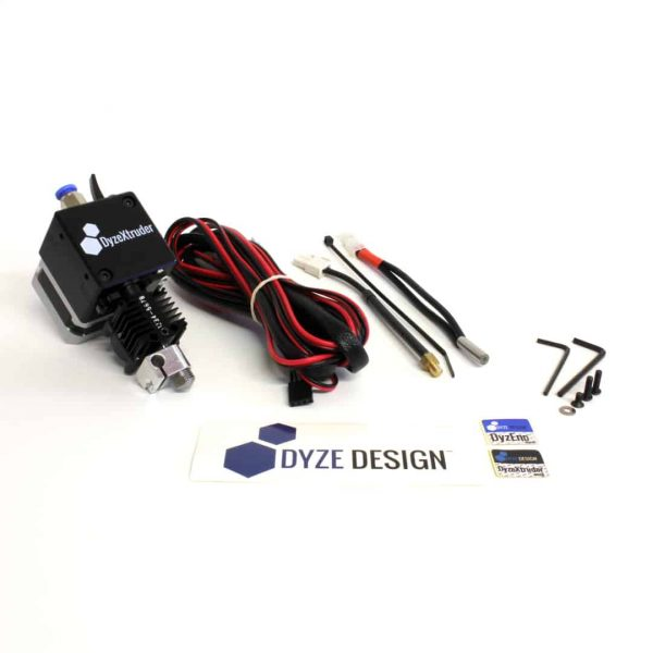 Kit DyzEND-X + DyzeXtruder GT 1.75mm
