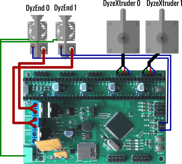 Electronic Boards - DYZE DESIGN
