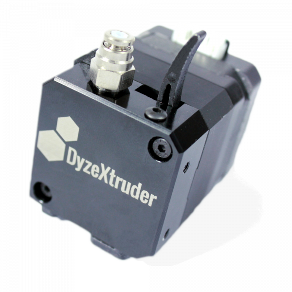 The DyzeXtruder-GT extruder.
