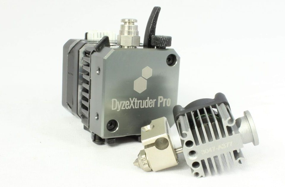 Dyze Design Pro Series Extruder and Hotend