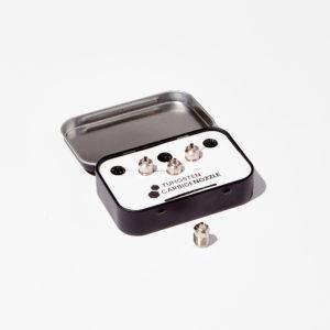 Tungsten Carbide Nozzle Kit