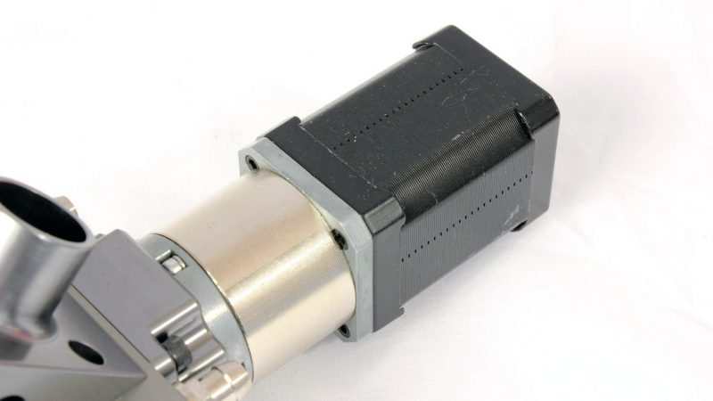 Pulsar Extruder is equipped with Strong NEMA