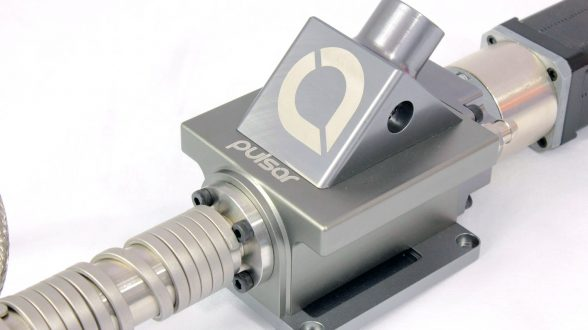 Pulsar Pellet Extruder is ultra rugged
