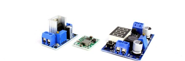 12V vs 24V power Supplies - DC to DC converters