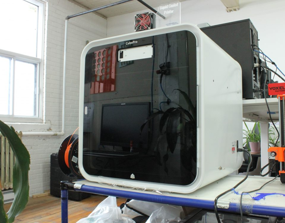 Dyze Design Custom Cube Pro