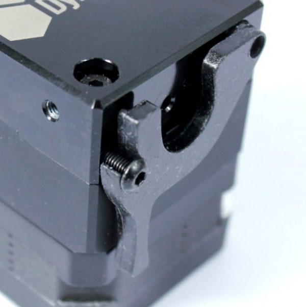 Latch Groove Mount (DyzeXtruder GT)