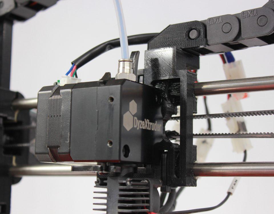 Dyze Design DyzeXtruder-GT 3D Printer Extruder