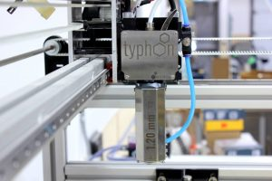 Dyze Design High Flow Rate Typhoon™ 3d Printer Extruder