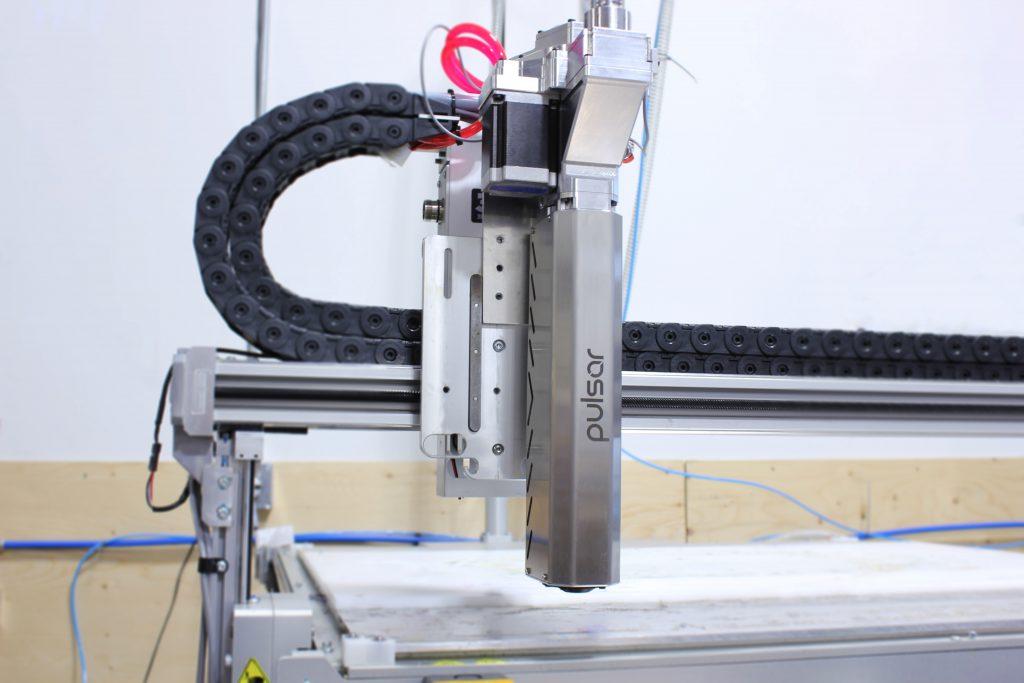 Dyze Design Pulsar™ High Flow Industrial Plastic Pellet 3D Printer Extruder